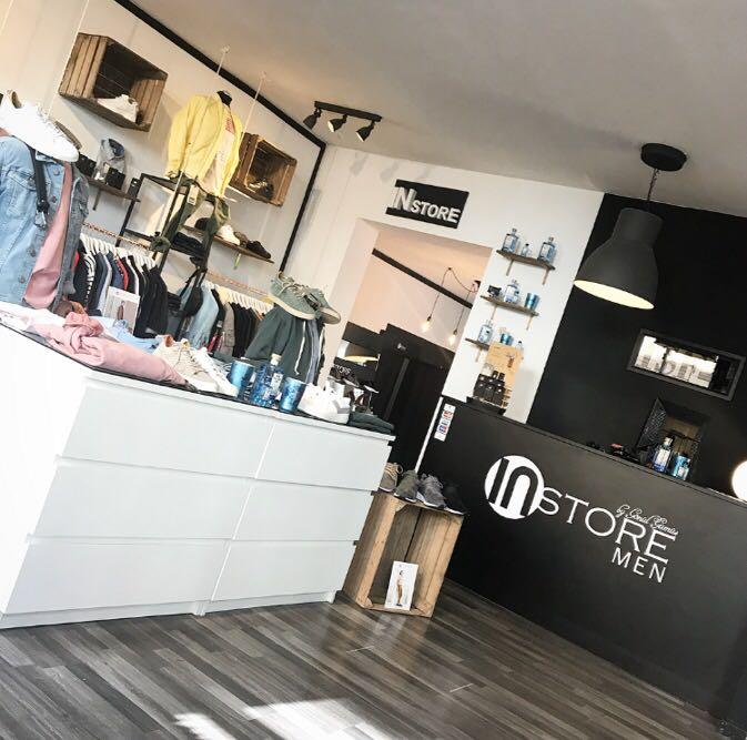 InStore Fashion Göttingen - Modegeschäft Innenansicht